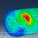 شبیه سازی و تحلیل مخزن تحت فشار در سقوط از ارتفاع با نرم افزار آباکوس