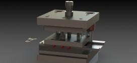 دانلود رایگان قالب استمپینگ کار شده  با سالید ورک