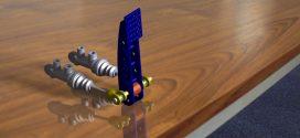 دانلود رایگان مدل سه بعدی پدال ترمز به همراه سیلندر اصلی