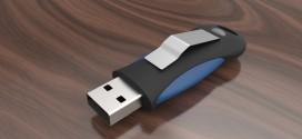 دانلود رایگان مدل سه بعدی  USB کار شده در کتیا