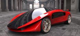 دانلود رایگان مدل سه بعدی خودرو موهومی برلینتا