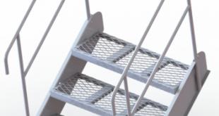 سالیدورکس پله فلزی